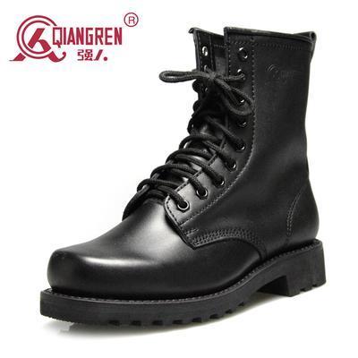 3515强人真皮作战靴户外登山靴军靴男特种兵战术靴沙漠靴军鞋