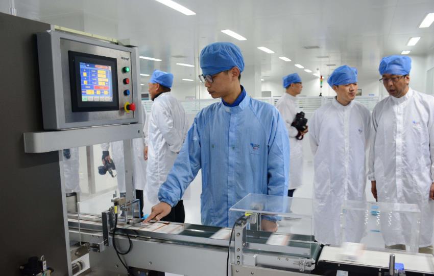 工业平板电脑在制药自动化..