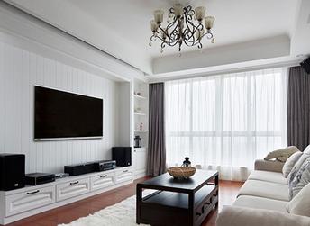 壁挂电视插座高度安装