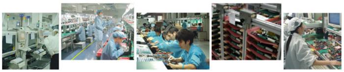 科拉德计算机生产加工工业平板电脑场景
